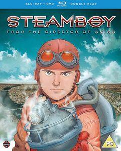[Steamboy (Blu-Ray/DVD) (Product Image)]
