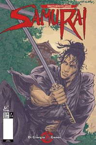[Samurai: Brothers In Arms #6 (Cover B Kurth) (Product Image)]