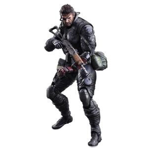 [Metal Gear Solid V: Phantom Pain: Play Arts Kai Action Figures: Venom Snake: Sneaking Suit Edition (Product Image)]