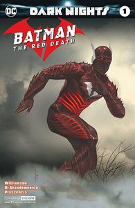 [Batman: The Red Death #1 (Convention Exclusive Silver Foil Variant) (Product Image)]