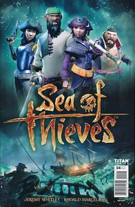 [Sea Of Thieves #4 (Cover B Photo) (Product Image)]