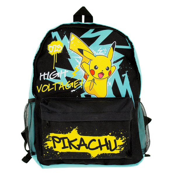 [The cover for Pokémon: Backpack: Graffiti Pikachu]