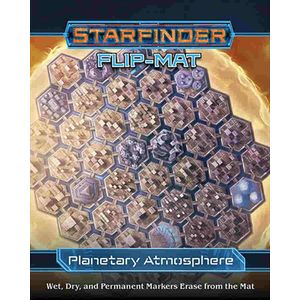 [Starfinder: Flip-Mat: Planetary Atmosphere (Product Image)]