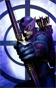 [Dark Reign: Hawkeye (Product Image)]