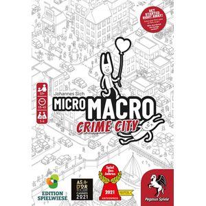 [MicroMacro: Crime City (Product Image)]