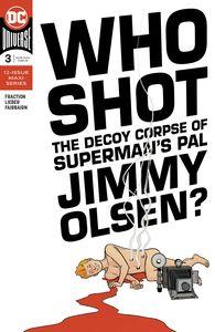 [Superman's Pal Jimmy Olsen #3 (Product Image)]