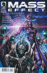 [Mass Effect: Discovery #4 (Product Image)]