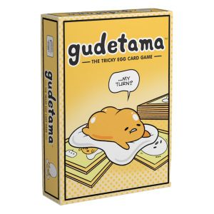 [Gudetama: The Tricky Egg Card Game (Product Image)]