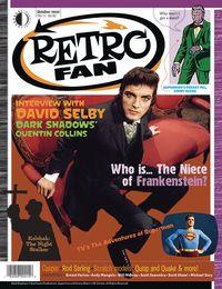 [The cover for Retrofan Magazine #11]
