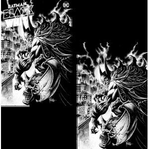 [Batman: Black & White #1 (Of 6) (Kyle Hotz Variant Set) (Product Image)]