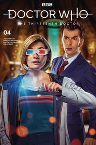 [Doctor Who: 13th Doctor: Season Two #4 (Cover B Photo) (Product Image)]