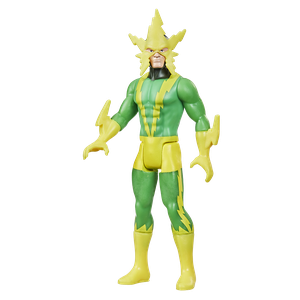 [Marvel Legends Retro Action Figure: Wave 2: Electro (Product Image)]