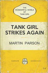 [Wonderful World Of Tank Girl #1 (Cover C Bookshelf Variant) (Product Image)]