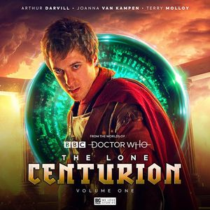 [Doctor Who: The Lone Centurion: Volume 1 (Product Image)]