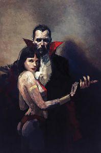 [Vampirella #25 (Cover Q Mastrazzo Homage Virgin Variant) (Product Image)]