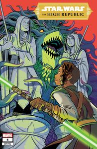 [Star Wars: High Republic #4 (Bustos Variant) (Product Image)]