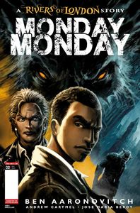 [Monday Monday: Rivers Of London #2 (Cover C Clarey) (Product Image)]