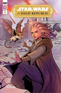[Star Wars: High Republic: Adventures #4 (Yael Nath Variant) (Product Image)]