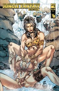 [Jungle Fantasy: Secrets #1 (Sultry) (Product Image)]