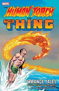 [Human Torch & Thing: Strange Tales (Complete Collection) (Product Image)]