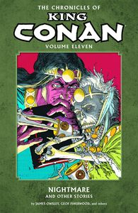 [Chronicles Of King Conan: Volume 11: Nightmare (Product Image)]