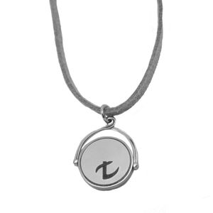 [Mortal Instruments: City Of Bones: Necklace Spinners: Deflect Rune (Product Image)]