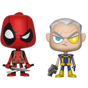 [Deadpool: Vynl Figure 2 Pack: Deadpool & Cable (Product Image)]