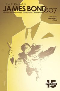 [James Bond 007 #6 (Cover B Shalvey) (Product Image)]