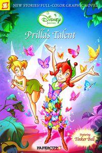 [Disney Fairies: Volume 1: Prilla's Talent (Product Image)]