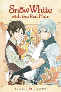 [Snow White With Red Hair: Volume 6 (Product Image)]