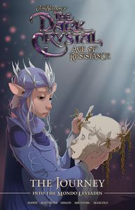 [Jim Henson's Dark Crystal: Journey Into Mondo Leviadin (Hardcover) (Product Image)]