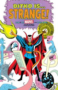 [Ditko Is Strange (King-Size Hardcover) (Product Image)]