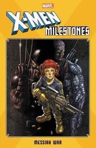 [X-Men Milestones: Messiah War (Product Image)]