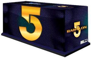 [Babylon 5: Complete Universe Box Set (Product Image)]