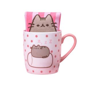 [Pusheen: Sock In A Mug: Marshmallow (Product Image)]