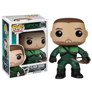 [DC: Arrow TV Series: Pop! Vinyl Figures: Oliver Queen (Product Image)]