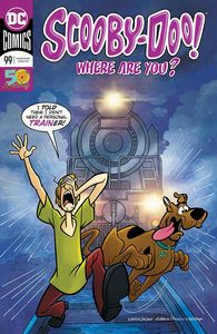 [Scooby Doo Where Are You #99 (Product Image)]