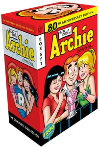 [Best Of Archie: Volume 1-3 Boxed Set (Product Image)]