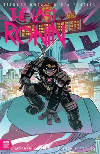 [Teenage Mutant Ninja Turtles: The Last Ronin #1 (Forbidden Planet Exclusive Woodall Variant) (Product Image)]