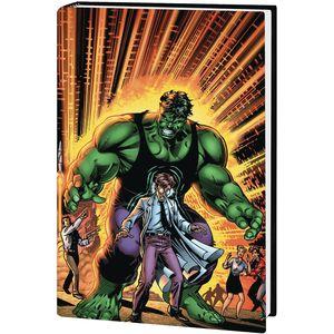 [Incredible Hulk: By Peter David: Omnibus: Volume 2 (Keown Anniversary Hardcover) (Product Image)]