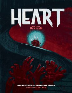 [Heart: The City Beneath: RPG Book (Product Image)]