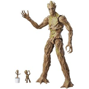 [Guardians Of The Galaxy: Action Figure: Evolutions Groot (Product Image)]