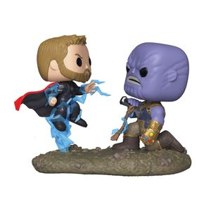[Marvel: Pop! Vinyl Movie Moments: Thor Vs Thanos (Product Image)]
