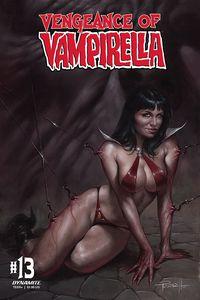 [Vengeance Of Vampirella #13 (Cover A Parrillo) (Product Image)]