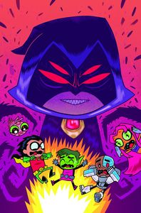 [Teen Titans Go #5 (Product Image)]