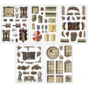 [Towns & Taverns: Add-On Scenery: War & Siege (Product Image)]