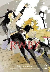 [RWBY: The Official Manga: Volume 2 (Product Image)]