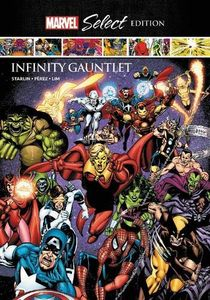 [Infinity Gauntlet: Marvel Select (Hardcover) (Product Image)]