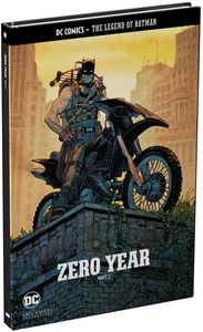 [DC Graphic Novel Collection: The Legend Of Batman: Volume 2: Zero Year Part 2 (Hardcover) (Product Image)]