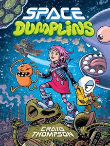 [Space Dumplins (Hardcover - Signed Mini-Plate Edition) (Product Image)]